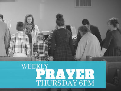 Weekly Prayer_Event