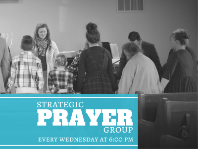 Strategic Prayer Web